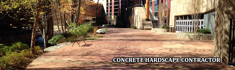 Concrete Hardscape Contractor