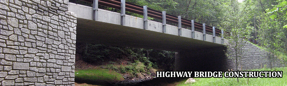 Highway Bridge Construction Contractor